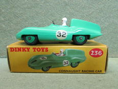 Dinky Toys - Scale 1/43 - Connaught Racing Car No.236
