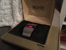Novus by National Semiconductor - Mirror watch NO RESERVE! - Homem - 1970-1979