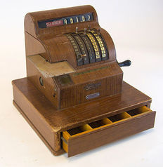 National cash register, the Netherlands, 1946
