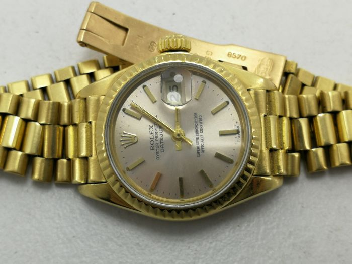 Rolex - Datejust - Ref. 6917 - Women's - Year 1982