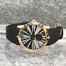 Roger Dubuis - Excalibur lady Automatic  - RDDBEX0274 Pink  Gold 18K  - Donna - 2011-presente
