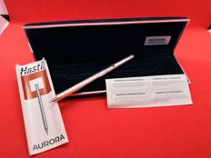 AURORA Hastil in solid 925 silver, new old stock, complete with new and original refill, original box, documents