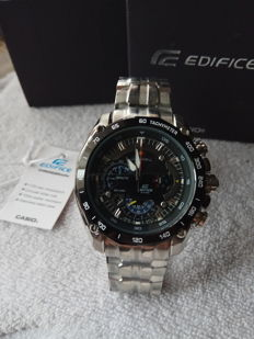 Watch: Casio  Edifice EF-550RBSP-1AVDRF, year 2011