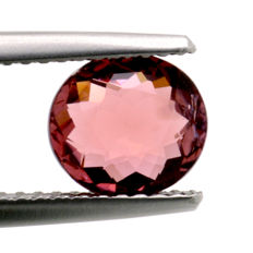 Pink rubellite tourmaline - 1.42 ct  No reserve price