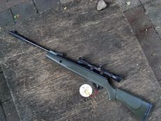 WEBLEY - VMX air rifle .22