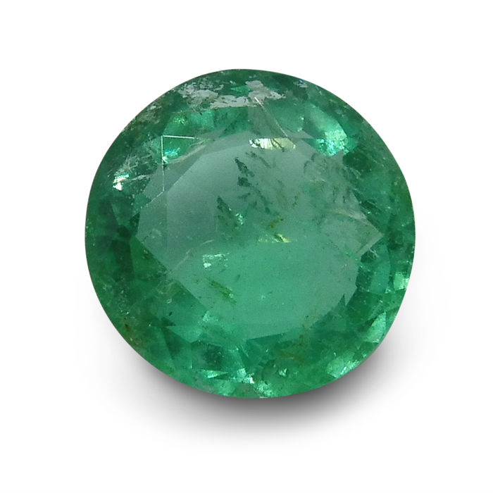 0.99 ct - Emerald - No Reserve Price