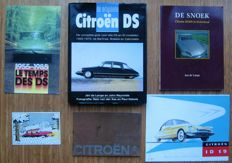 De originele Citroën DS + De Snoek, DS/ID in Nederland - Jan de Lange