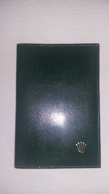 Rolex - Passport and credit card holder
