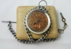 George Stockwell - 1910 - London import silver pocket watch