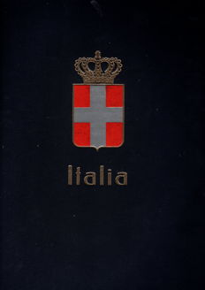 Italy 1863/1993 - A collection in a Davo album.
