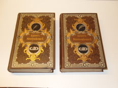 Friedrich Kaiser - De Sterrenhemel - 2 volumes - 1884/1888