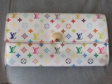 Louis Vuitton - wallet Limited edition Sarah Murakami - *No reserve price*