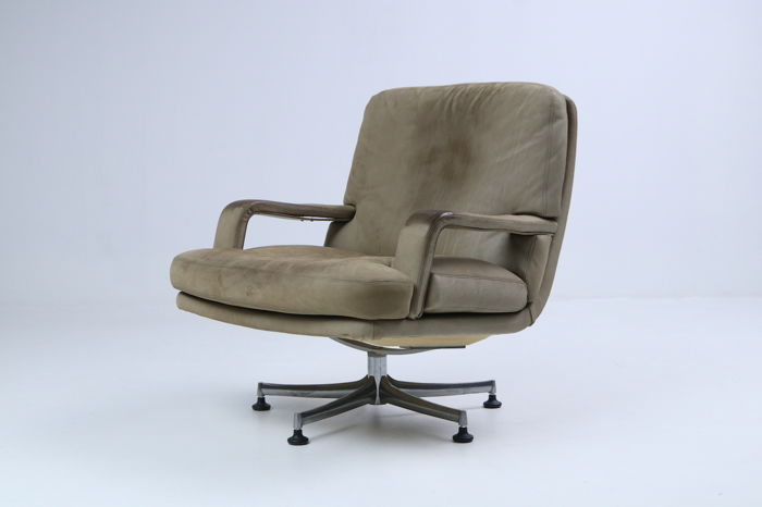 Vintage Lounge Stoel.Bernd Munzebrock For Walter Knoll Vintage Lounge Chair Catawiki