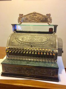 The National Cash Register Co. Class 35 number 356 Year 1892