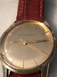 Girard-Perregaux - Manual wind - Herre - 1960-1969