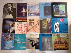 15 Jazz albums in very good+ condition