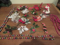 15 Christmas corsages from 1950