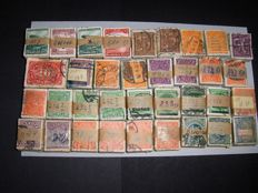 German Reich - bundles of approx. 10,000 stamps