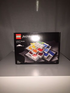 LEGO Special Edition 21037 - Lego House - new original packaging - Architecture