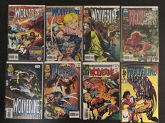 Collection Of x 40 SC - Wolverine - Marvel Comics