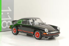 Welly - Scale 1/18 - Porsche 911 Carrera 2.7 RS 1973 - Black