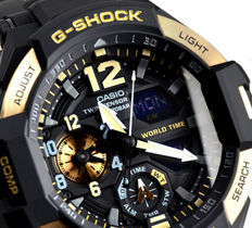 Casio G-Shock Gravitymaster - New men's watch