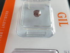 0.62 ct pink diamond ** no reserve price**