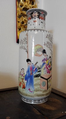 Chinese vase - China - second half 20th century