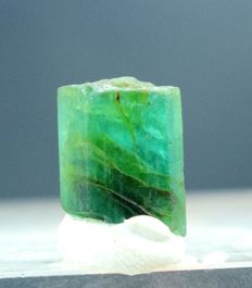 Top Quality Emerald Crystal - Afghanistan - 13*10*07 mm - 9.10 CT