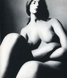 Bill Brandt (1904-1983) - Distorted Nude