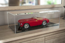 Unique hand made Model - Scale 1/8 - Ferrari MM 160 - Red