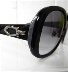 Cartier Paris Sunglasses Women's Perfect Condition, No Markings Colour: Black/Grey