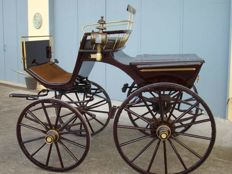 Spaider Lux carriage