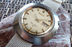 SEIKO UFO Case Bellmatic *Mint* (4006-6002) - Men's Automatic Watch - Vintage Year 1972