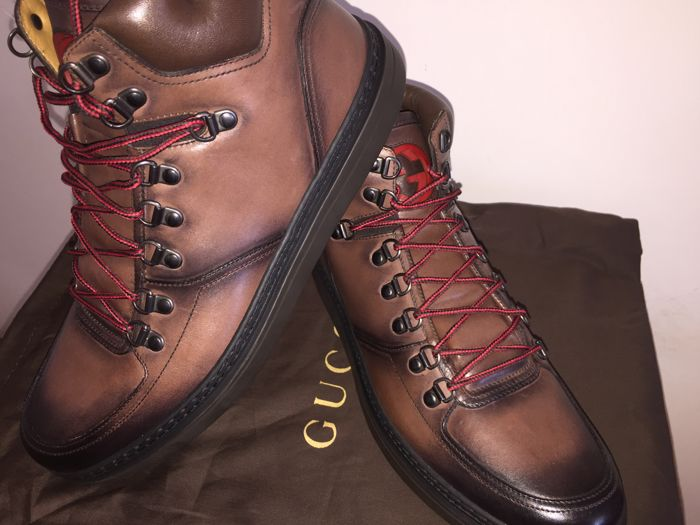 80b912ef89e Gucci Men s Ankle Boots - Catawiki