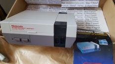 Nintendo Nes with 2 controllers
