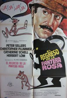 Mcp - El regreso de la pantera rosa (The Return of the Pink Panther ) - 1975