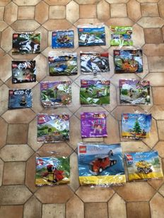 18 poly bags - 30241 + 5004408 + 40176 + 30010 + 30372 + 30101 + 30107 + 30472 + 20008 + 4659602 + 30203 + 30305 + 30313 and more