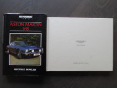 Books; Lot with 2 Aston Martin Books