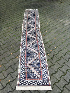 huge TAPA CLOTH bride price - TONGA - Polynesia