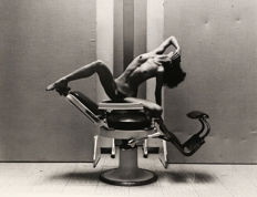 Richard Selby (1933-) - Barber's Chair #16