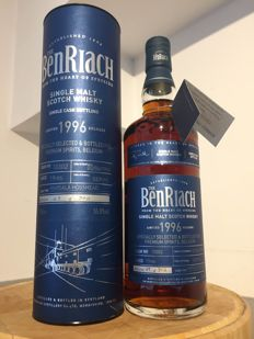 Benriach 1996 19 years old Marsala hogshead