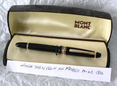 1952 Montblanc Masterpiece 142 fountain