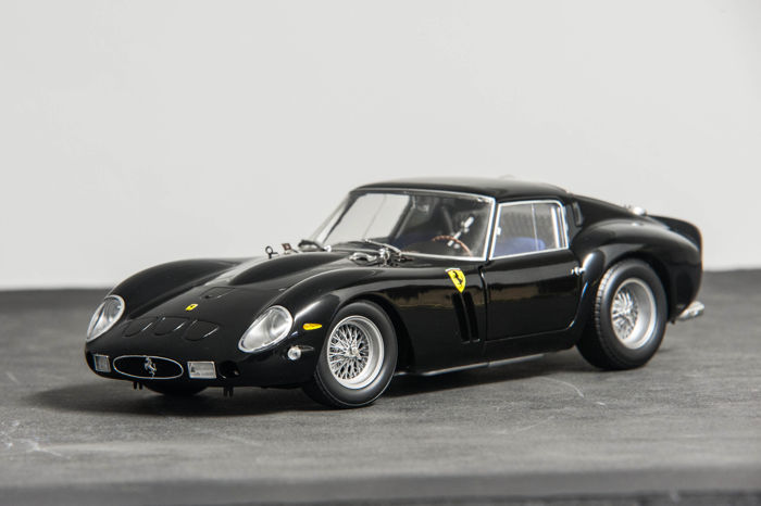 kyosho high end scale 1 18 ferrari 250 gto catawiki. Black Bedroom Furniture Sets. Home Design Ideas