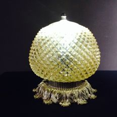 Classic heavy old ceiling lamp
