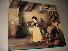 Snow White and the Seven Dwarfs - An Art in Its Making - hc - 1st print (1994)