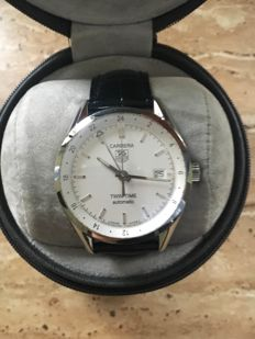 Tag Heuer Carrera Twin Time Ref. WV2116 – Men's watch