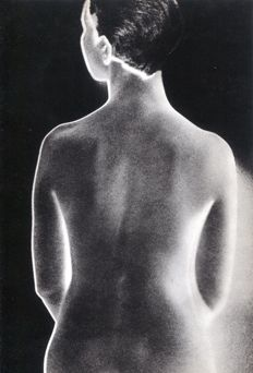 Man Ray (1890-1976) - Solarized Woman