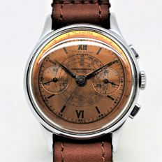Chrongraphe Suisse – Delba Watch – Men's – 1950-1959