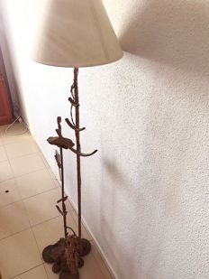 Unknown designer - Lamp  - Iron